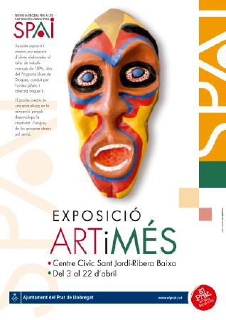 Diseño grafico El Prat de Llobregat-cartel SPAI