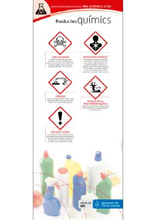 Diseño grafico El Prat de Llobregat-cartel EXPOSITOR PICTOGRAMAS