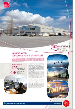 Diseño grafico El Prat de Llobregat-cartel EXPOSICION SEFED
