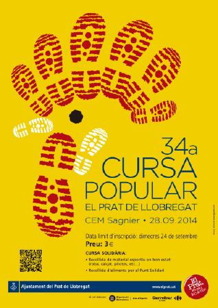 Diseño grafico El Prat de Llobregat-cartel