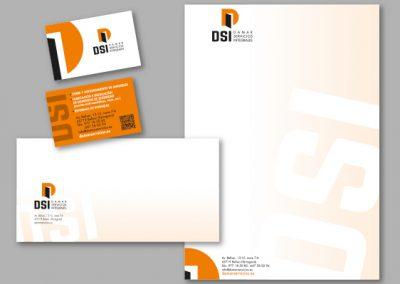 Diseño imagen corporativa El Prat de Llobregat - IMPRESOS COMERCIALES DSI SERVICIOS INTEGRALES