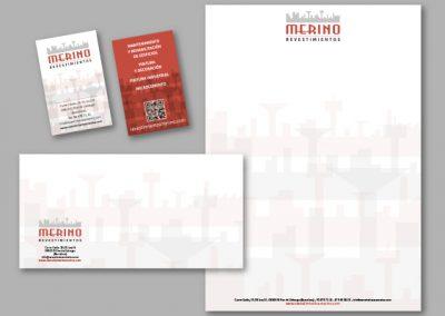 Diseño imagen corporativa El Prat de Llobregat - IMPRESOS MERINO