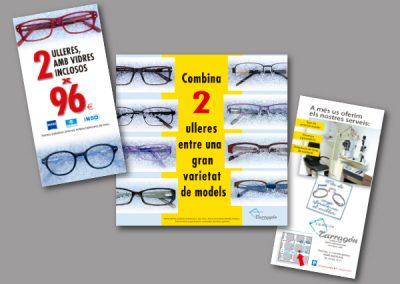 Diseño de folletos en el Prat de Llobregat - FOLLETO TARRAGON2