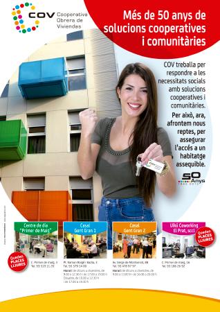 Diseño grafico El Prat de Llobregat-cartel COV1